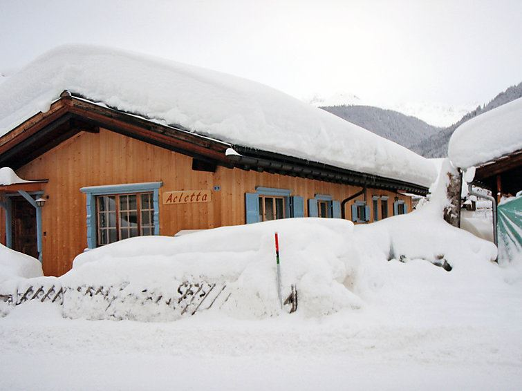 Acletta Nord Davos