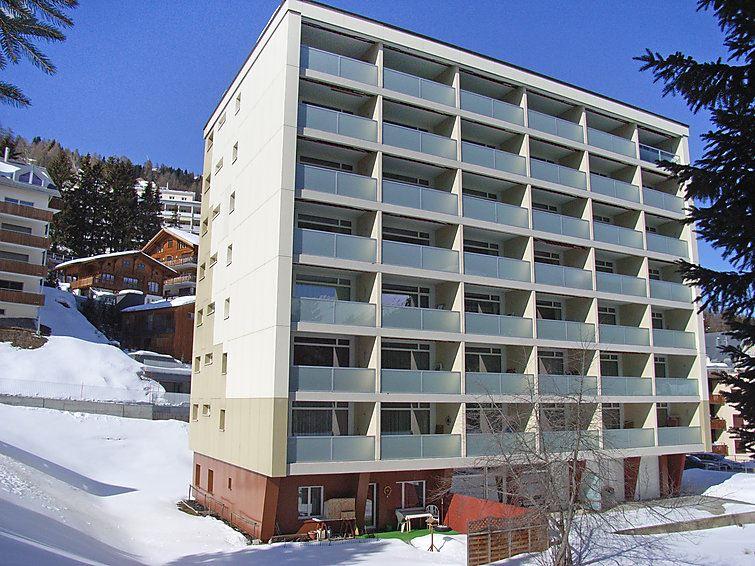 Lägenhet för upp till 2 personer med 1 rom på Jenatsch (Utoring) - Davos