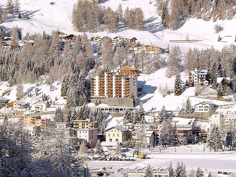 Lägenhet för upp till 2 personer med 1 rom på Guardaval (Utoring) - Davos