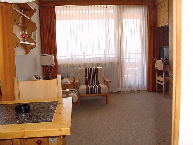 Lägenhet för upp till 2 personer med 1 rum på Guardaval (Utoring) - Davos