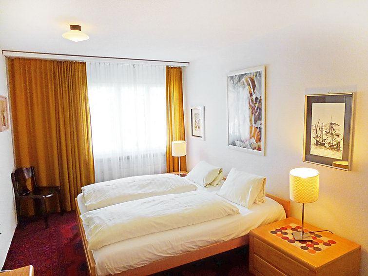 Lägenhet för upp till 4 personer med 3 rum på Allod-Park - Davos