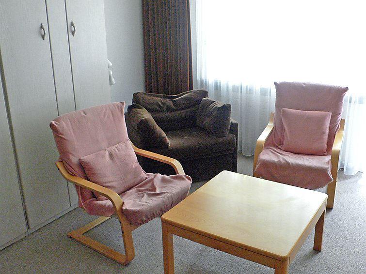 Leilighet for opp til 4 personer med 2 rom på Allod-Park - Davos