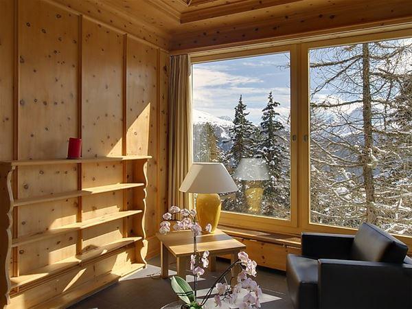 Semesterhus Guarda för upp till 4 personer med 6 rum - Davos