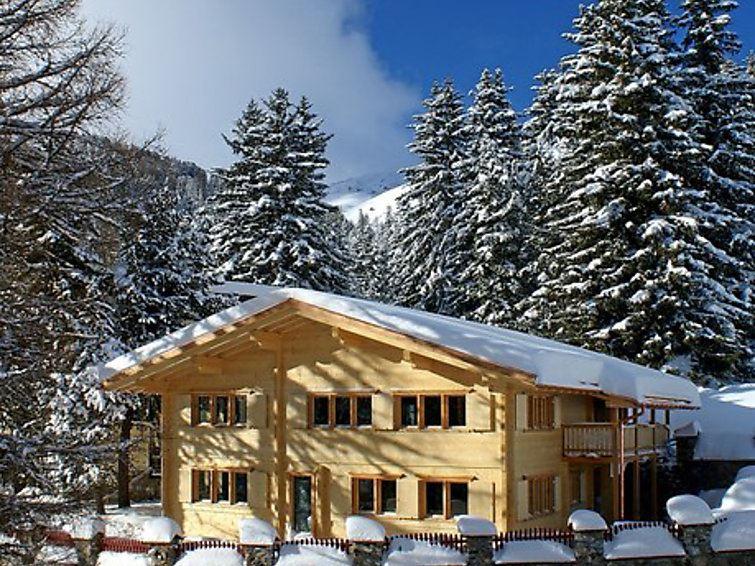 Semesterhus för upp till 6 personer med 5 rum på Schatzalp - Davos