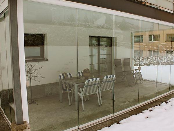 Lägenhet för upp till 4 personer med 2 rum på Mon Repos - Davos