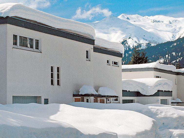 Lägenhet för upp till 2 personer med 1 rom på Solaria - Davos