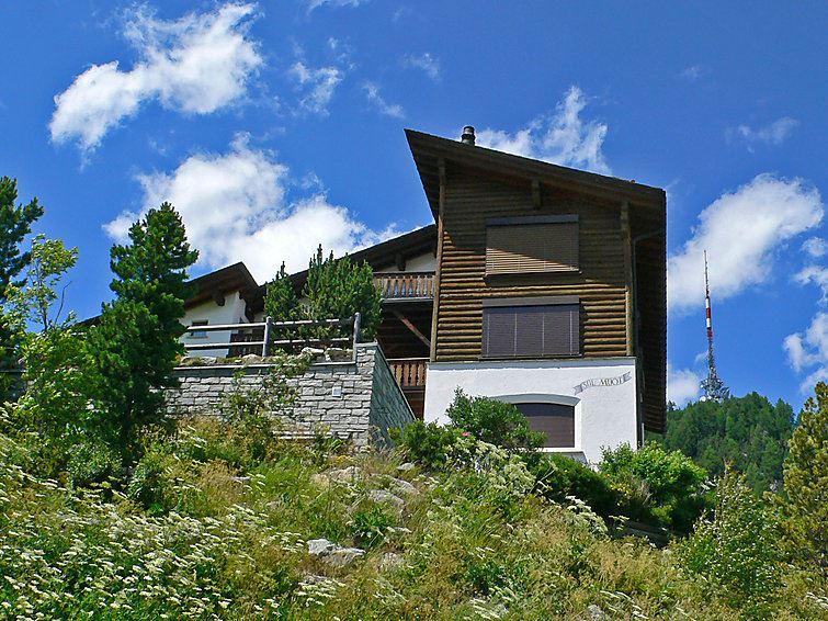 Sül Muot - St. Moritz