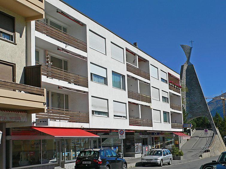 Allod Brattas 2 - St. Moritz