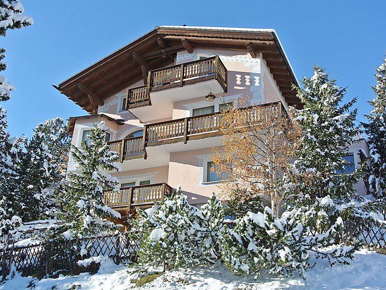 Lägenhet för upp till 3 personer med 3 rum på La Baita - St. Moritz