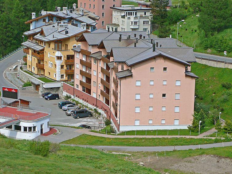 Sur Val - St. Moritz