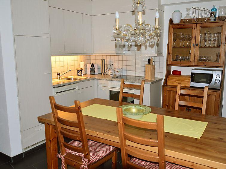 Leilighet for opp til 2 personer med 2 rom på Sur Val - St. Moritz