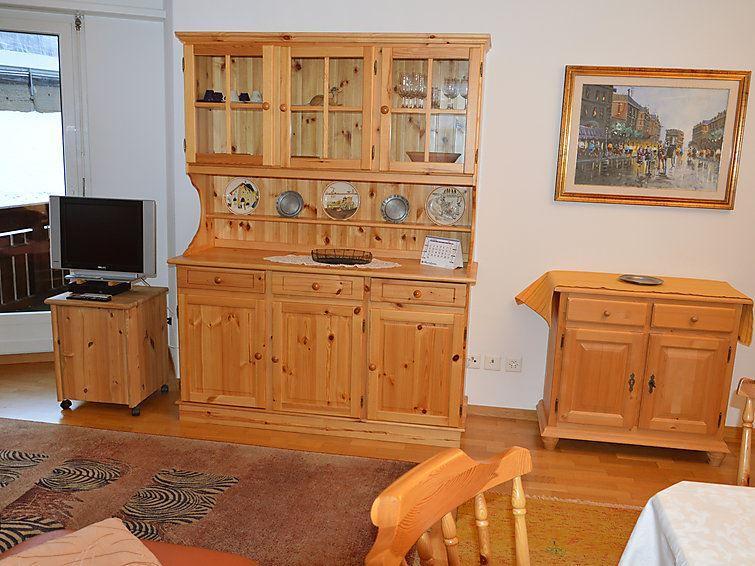 Leilighet for opp til 4 personer med 3 rom på Sur Val - St. Moritz