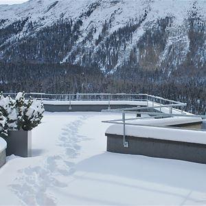Lägenhet för upp till 4 personer med 3 rum på Bernasconi - St. Moritz