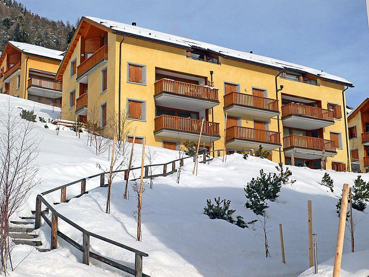 Lägenhet för upp till 2 personer med 1 rum på Sur Puoz - St. Moritz