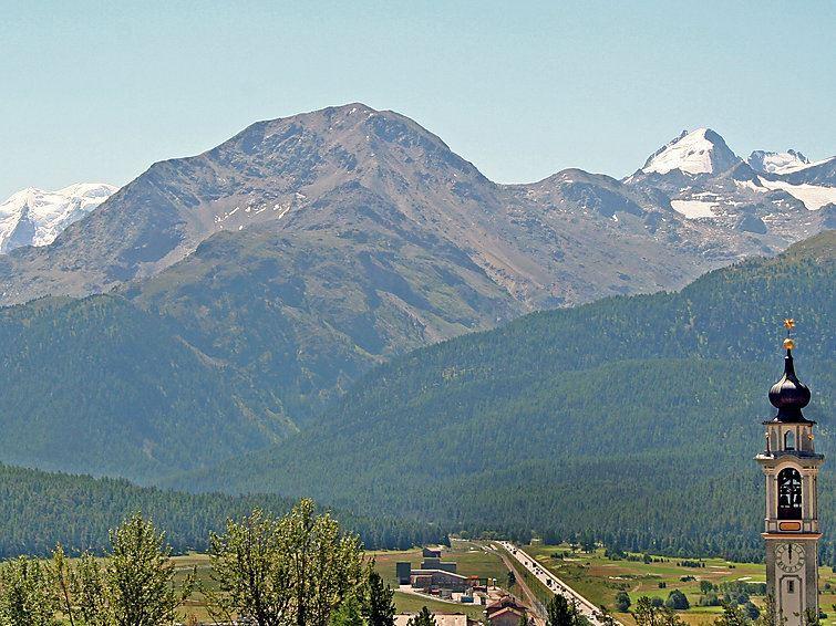Sur Puoz - St. Moritz