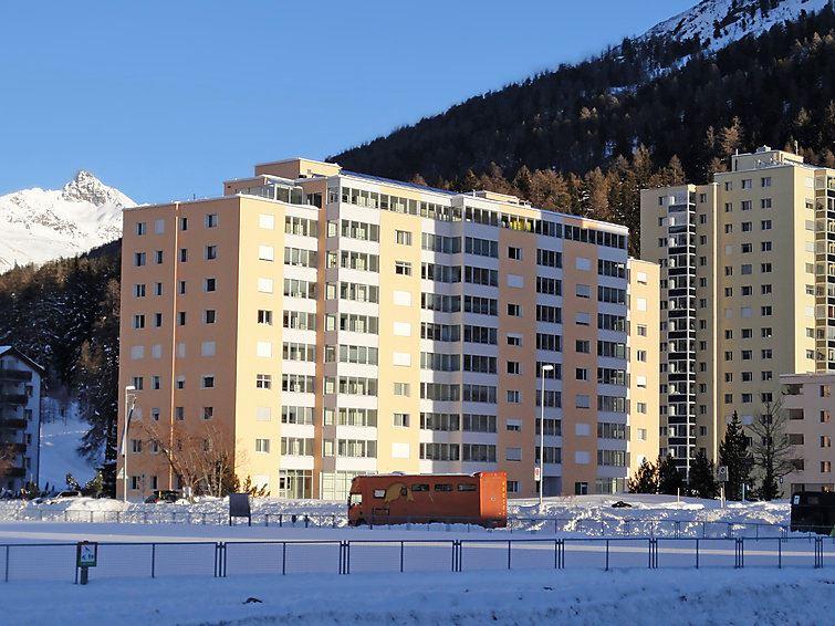 Lägenhet för upp till 2 personer med 1 rum på Ova Cotschna 12/14 - St. Moritz