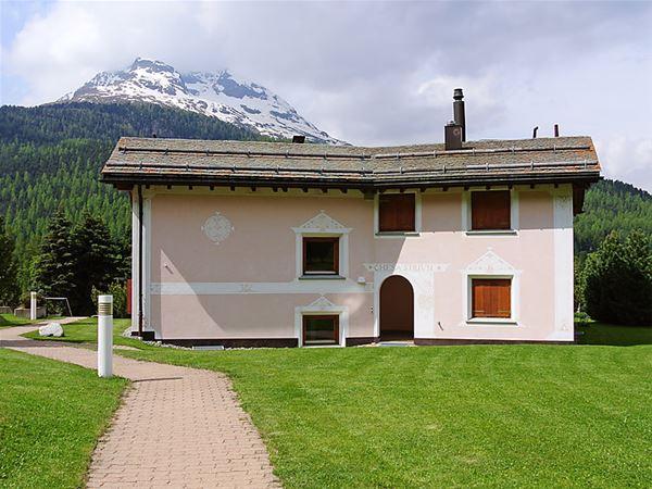 Leilighet for opp til 4 personer med 3 rom på Striun - Pontresina