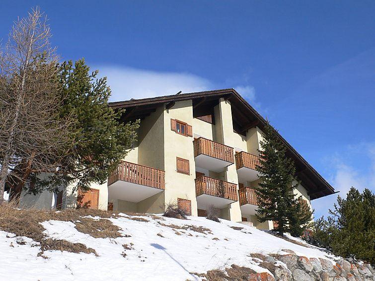 Lägenhet för upp till 2 personer med 2 rum på Bursella - Madulain