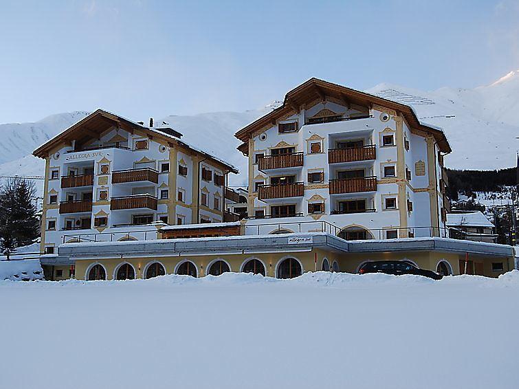 Lägenhet för upp till 4 personer med 2 rum på Allegra - Zuoz
