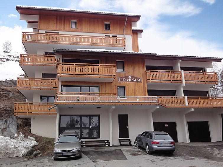 Lägenhet för upp till 4 personer med 1 rum på L'Etendard - Les 2 Alps