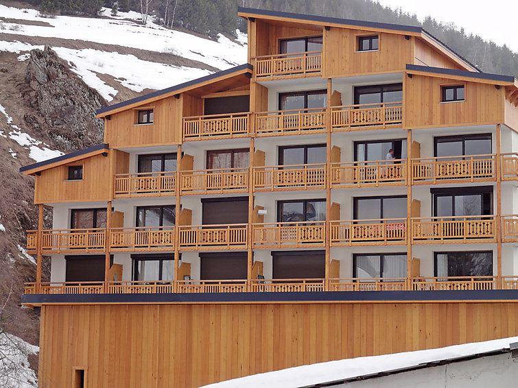 Lägenhet för upp till 4 personer med 1 rum på Le Super Venosc - Les 2 Alps