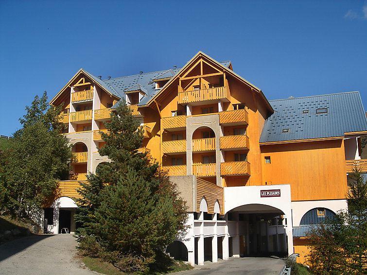 Lägenhet för 5 personer med 2 rum på Chalet du Soleil Les 2 Alpess