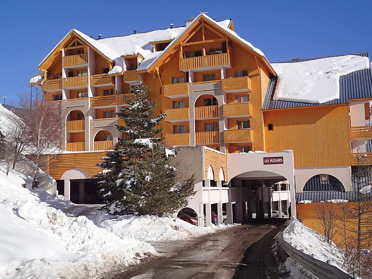 Lägenhet för 5 personer med 2 rum på Chalet du Soleil Les 2 Alpes