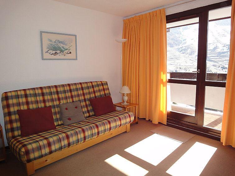 Lägenhet för 2 personer med 1 rum på Chalet du Soleil Les 2 Alpes