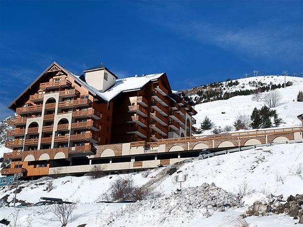 Lägenhet för 5 personer med 2 rum på Du Soleil Les 2 Alpes