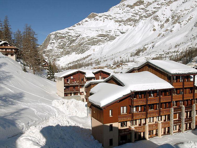 Lägenhet för upp till 4 personer med 2 rum på Les Jardins de Val et les Verdets - Val d'Isère