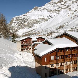 Leilighet for opp til 4 personer med 1 rom på Les Jardins de Val et les Verdets - Val d'Isère