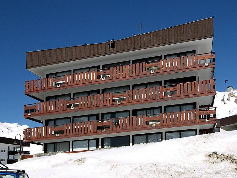 Leilighet for opp til 5 personer med 2 rom på La Grande Casse - Tignes