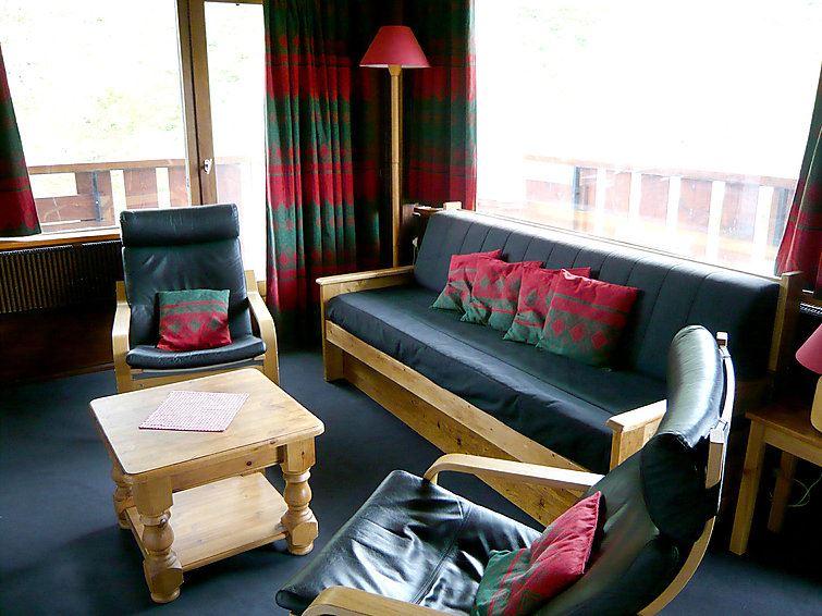 Lägenhet för upp till 4 personer med 2 rum på La Grande Casse - Tignes