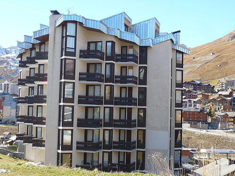 Lägenhet för upp till 4 personer med 2 rum på Le Grand Pré - Tignes