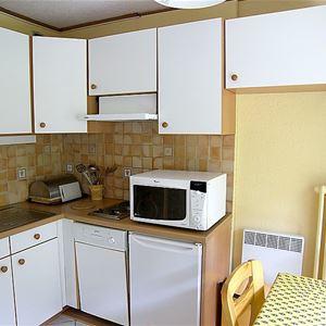 Lägenhet för upp till 4 personer med 1 rum på Les Pistes - Tignes