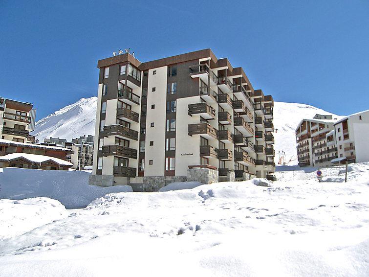 Lägenhet för upp till 5 personer med 2 rum på Le Prariond - Tignes