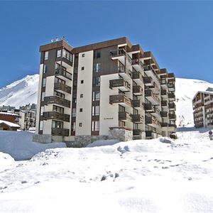 Lägenhet för upp till 4 personer med 1 rum på Le Prariond - Tignes