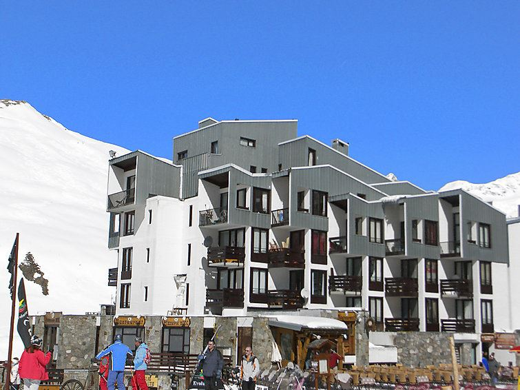 Lägenhet för upp til 6 personer med 3 rum på Le Sefcotel - Tignes