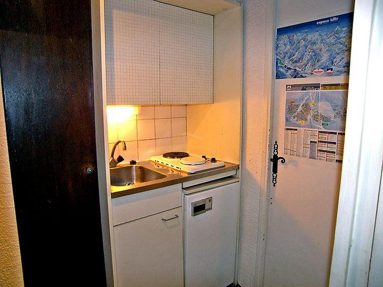 Lägenhet för upp till 4 personer med 1 rum på Le Sefcotel - Tignes