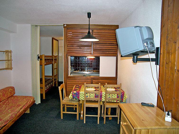 Lägenhet för upp till 4 personer med 1 rum på Le Borsat - Tignes