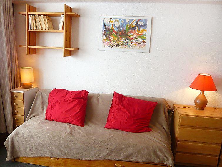 Leilighet for opp til 4 personer med 1 rom på Le Borsat - Tignes