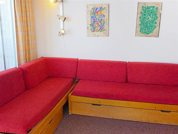Leilighet for opp til 6 personer med 3 rom på Le Borsat - Tignes