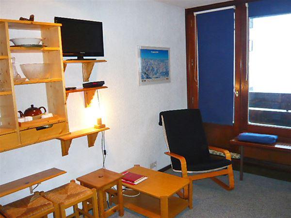 Lägenhet för upp till 4 personer med 1 rum på Le Bollin - Tignes