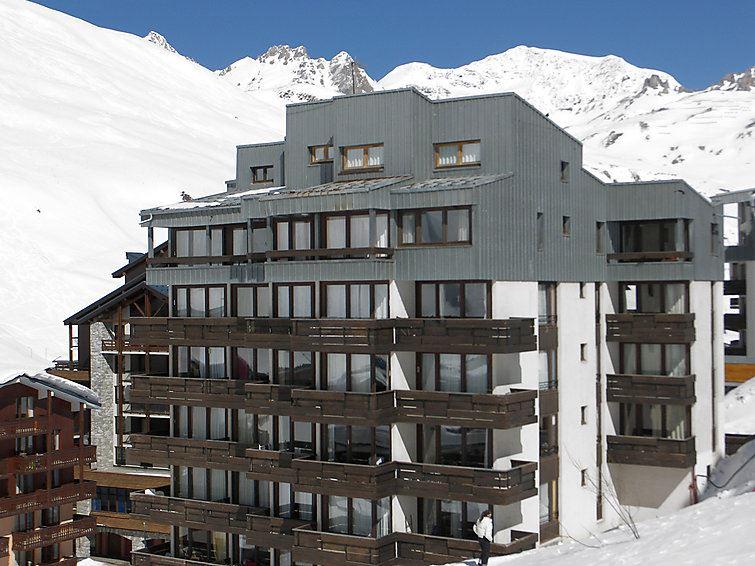 Leilighet for opp til 6 personer med 2 rom på Le Bollin - Tignes