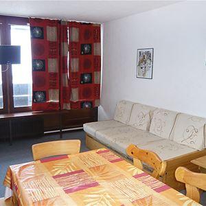Lägenhet för upp till 6 personer med 2 rum på Le Bollin - Tignes