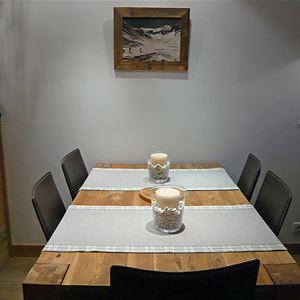 Lägenhet för upp till 6 personer med 2 rum på Les Hauts du Val Claret - Tignes