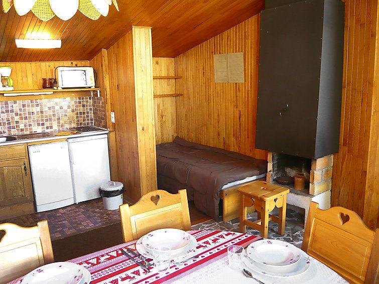 Lägenhet för upp till 5 personer med 2 rum på Les Hauts du Val Claret - Tignes
