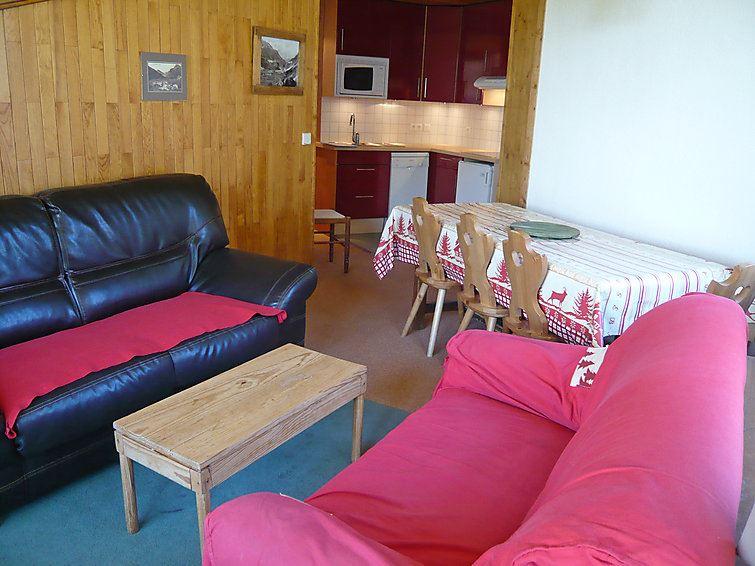 Leilighet for opp til 7 personer med 3 rom på Les Hauts du Val Claret - Tignes