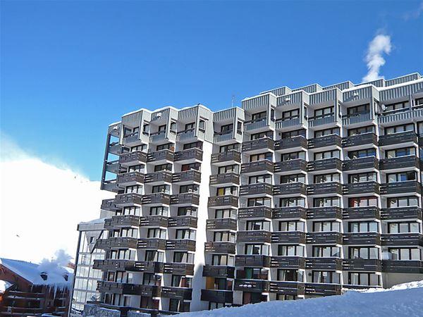 Leilighet for opp til 6 personer med 2 rom på Les Grandes Platières I et II - Tignes