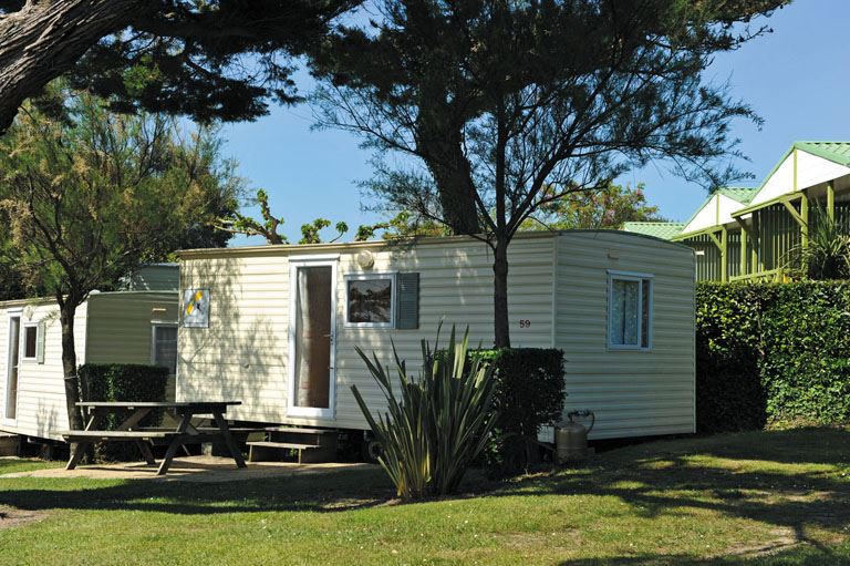 Camping Inter-Plages Emplacements